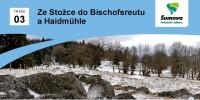 Výlet ze Stožce do Bischofsreutu a Haidmühle