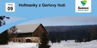 Výlet na Hofmanky z Gerlovy Huti