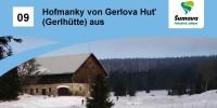 Hofmanky von Gerlova Huť (Gerlhütte) aus