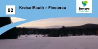 Kreise Mauth – Finsterau